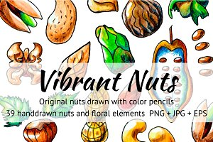 Vibrant Nuts