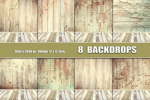 Photograpy Backdrops Room