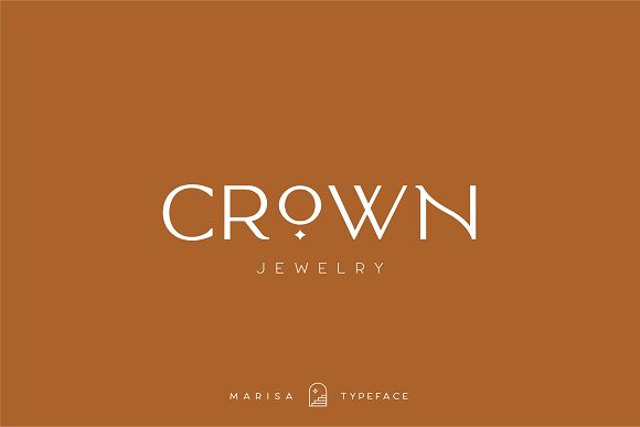Classy Marisa - Elegant Typeface in Sans-Serif Fonts - product preview 18
