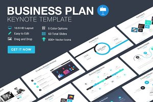 Business Plan - Keynote Template