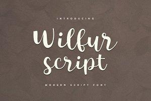Wilfur Script