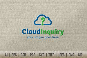 Cloud Inquiry Logo