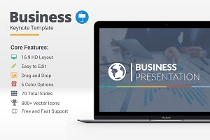Business - Keynote Template
