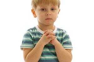 Little Boy Prayed