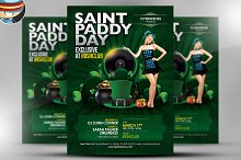Saint Paddy's Day Exclusive Flyer