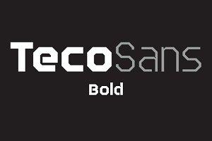 Teco Sans Bold