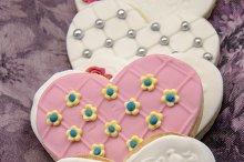 galletas corazon