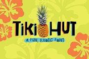 Tiki Hut Font