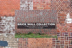Brick Wall Collection, 12 photos