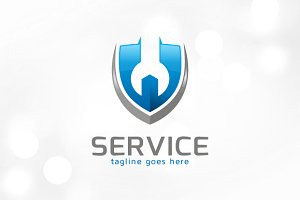 Service Agent Logo Template