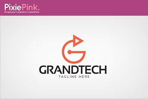 Grand Tech Logo Template