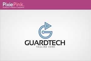Guard Tech Logo Template