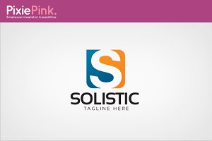 Solistic Logo Template