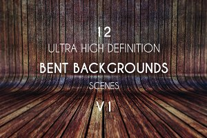 12 UHD Bent Background Scenes V1