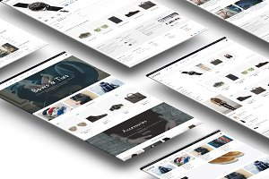 Queen - Responsive Prestashop Theme