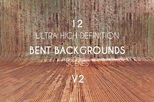 12 UHD Bent Background Scenes V2