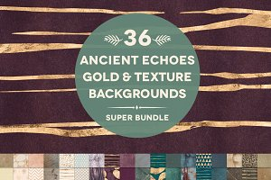 36 Ancient Echoes Gold Bundle