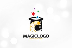 Magic Logo Template