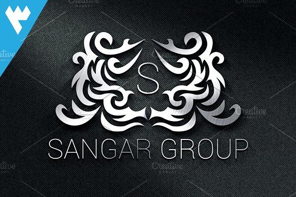 Sangar Group - Letter S Logo - Logos