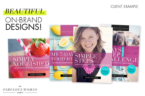 Magazine / eBook Template InDesign in Magazine Templates - product preview 4