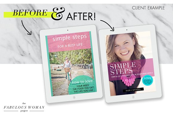 Magazine / eBook Template InDesign in Magazine Templates - product preview 5