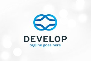 Develop Logo Template