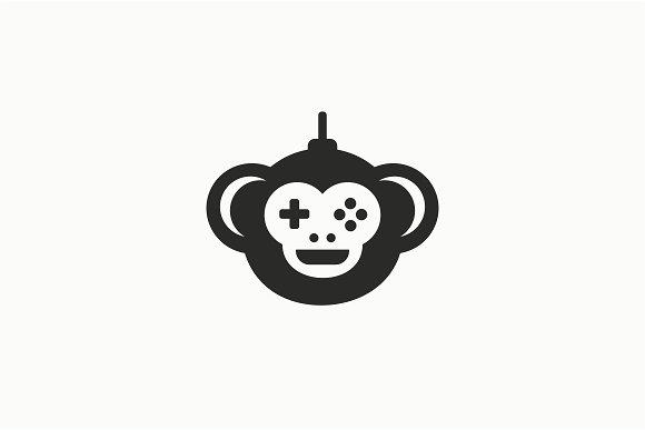 gamer logo template logo templates on creative market