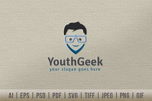 Youth Geek Logo