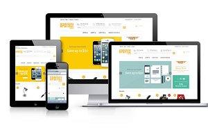 Ap Office Shopify Theme