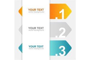 Arrow Speech Templates for Text