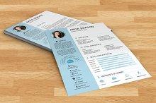 Resume with Cover Letter-V10