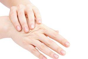 Healthy Hand Massage