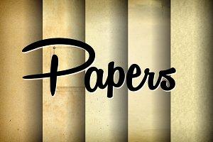 Mixed Paper Textures