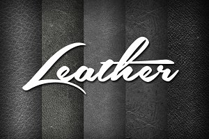 Mixed Leather Textures