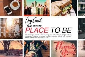 CITY SOCIAL - magazine inspired