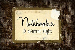 Notebook Textures
