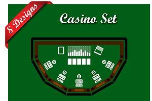 8 Casino Designs