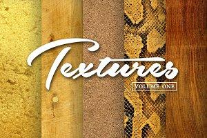 Textures - Volume One