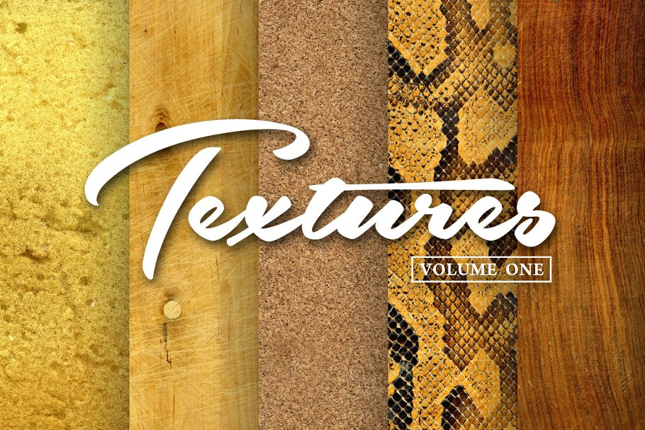 Textures - Volume One ~ Textures ~ Creative Market