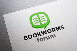 Bookworms Forum Logo