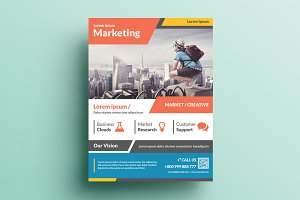 Creative Corporate Flyer V57