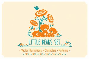 Little Bears Set