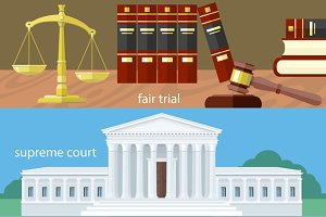 Fair Trial. Supreme Court. Law