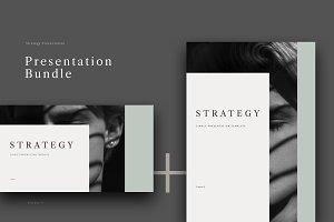Strategy Presentation Bundle