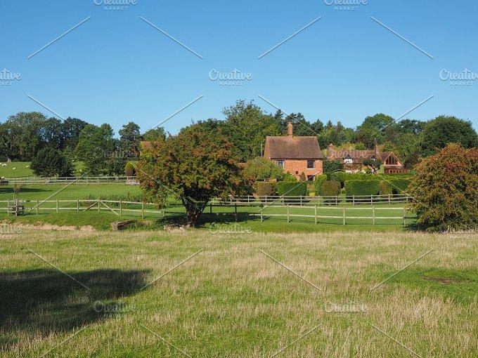 english countryside landscape old - photo #21