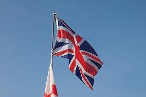 UK Flag union jack