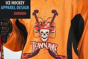 Ice Hockey Apparel Design