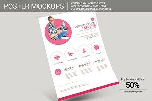 Poster / Flyer Mockup_3