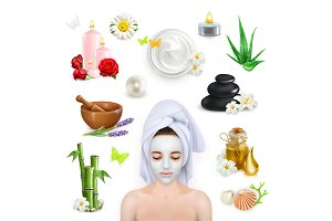 Spa, beauty and care