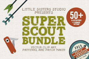 Scout Bundle + BONUS!